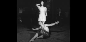 Jean Babilée e Nathalie Philippart